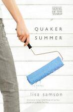 Quaker Summer (Women of Faith Fiction) (2007 Novel of the Year)-ExLibrary