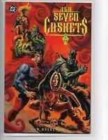 JLA: Seven Caskets deluxe format one-shot