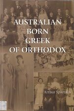 Spartalis AUSTRALIAN BORN GREEK OF ORTHODOX perth western family history