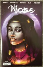NIOBE SHE IS LIFE #1 - Ashley Straker Variant Cover - HTF 4th print - Stranger