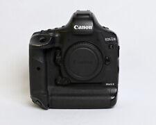 Canon EOS 1DX Mark II Digital SLR Camera - Black (Body Only) - used