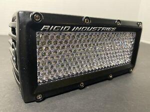 "Rigid Industries E Series 6"" Diffused E2 17551 Led Light Bar  6750 Lumens 4x4"