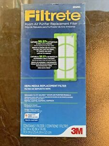 Filtrete Room Air Purifier Replacement Filter #0560965, New Distress Opened Box