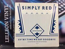 Simply Red tout temps nous dire adieu Ltd Ed. YZ161TW Pop années 80 (pas de partitions)