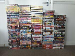 HUGE ECW NWO WWF WCW VHS Bundle/ Job Lot X 124! Rare collection