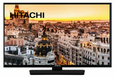 "Hitachi 49HE4000 49""- Full HD (Smart TV) - Negro"
