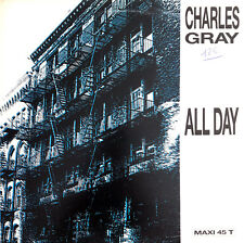 """Charles Gray 12"""" All Day - France (VG+/M)"""