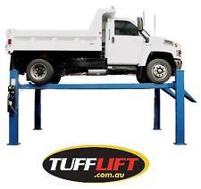 6 Ton Four Post Car Hoist, Car Lift, Vehicle Lift Workshop TUFFLIFT