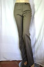 MAX MARA Damenhose Damen Hose XS 34 women trousers 189€ neu braun NEW gerade
