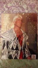 WCW/WWE The Nature Boy Ric Flair Signed Autograph 8x10 Photo