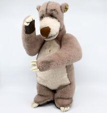 Steiff Baloo Bear Disney Jungle Book Dralon Plush 40cm 16in 1968 -74 ID Button