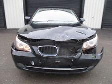 BMW E60 5 SERIES 2007 FACELIFT LCI DRIVER SIDE KIDNEY BUMPER GRILLE CHROME BLACK