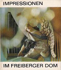 Impressionen im Freiberger Dom / Freiberg i. Sa/b.Dresden/Chemnitz, 1973