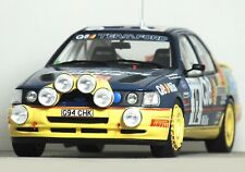 1:18 OttO FORD SIERRA Rs SAPPHIRE 4x4 Cosworth Q8 *NIGHT-STAGE Monte Carlo RALLY
