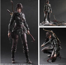 Square Enix Play Arts Kai Rise Of The Tomb Raider Lara Croft PVC Action Figure