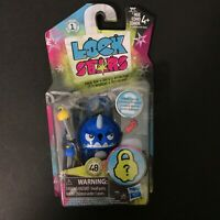 Lock Stars Basic Assortment Blue Rhino Series 1 New HASBRO