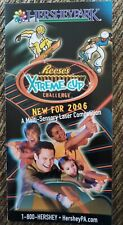 2006 Hersheypark Amusement Theme Park Brochure Guide Pamphlet