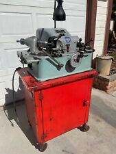 Sioux Valve Face Grinder 645 Sioux Valve Seat Grinder 1710 Loaded With Tooling