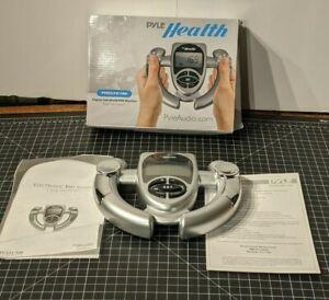 Pyle Health Digital Handheld BMI Monitor Model PHCLFC100