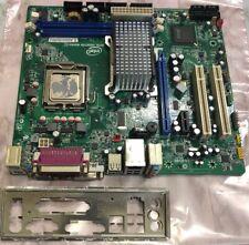 Intel Motherboard DG41TX E78178-303 E7500 CPU Ddr3 C2d C2q