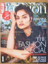 October Fashion Magazines in English