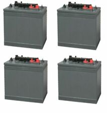 REPLACEMENT BATTERY FOR TENNANT STRIVE 24 VOLTS 4 PACK 6V