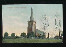 Lincolnshire Lincs KIRMINGTON Church c1900/10s? PPC