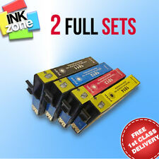 2 Full Sets of non-OEM Ink for EPSON Printers XP-405 XP-412 XP-415 XP-422 XP-425