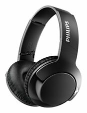 Philips Bass Shb3175bk Casque Bluetooth sans fil avec