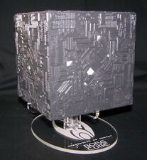acrylic display stand for Eaglemoss Star Trek Borg Cube subscribers special
