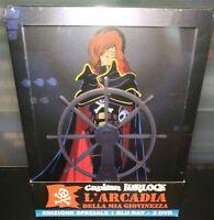[Blu-ray] Albator (Captain Harlock: Arcadia of My Youth) Steelbook - NEUF