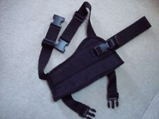 """RIGHT Hand DROP LEG Thigh Holster MAGNUM RESEARCH BFR 460 10"""" barrel w/ Scope"""