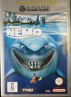 Nintendo Gamecube Disney Pixar Finding Nemo
