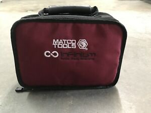 Matco 1/4 or 3/8 Infinium Impact Gun Carrying Case