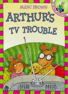 Arthur's TV Trouble (Red Fox picture books),Marc Brown
