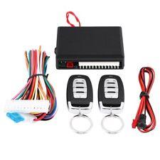 Universal Car Keyless Entry System Door Lock Central Locking Remote Control Kit