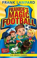 (Good)-The Grizzly Games: Book 11 (Frankie's Magic Football) (Paperback)-Lampard