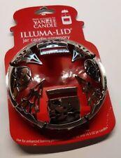 YANKEE CANDLE Illuma-Lid JAR CANDLE - Christmas