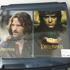 Lord of the Rings Japan The Fellowship of the Ring Clear File Aragorn Frodo