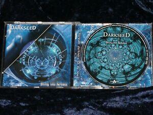Darkseed CD Diving Into Darkness 2000 NB 451-2 EX/EX