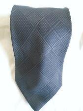 ETRO Black and Gray Diamond Mens neckwear Tie