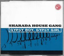 Sharada House Gang Gypsy Boy Gypsy Girl CD Single