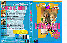 KATH AND KIM - EPISODE 1-8 – DVD, 2-DISC SET, R-4, LIKE NEW FREE POST AUS-WIDE