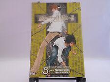 Death Note Vol.5 Paperback/Manga/Book