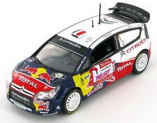 Citroen C4 WRC Loeb Winner Rally du Var 2009 1:43 (Norev)