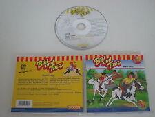 BIBI UND TINA/MAMI GANA(KIDDINX 4.26120) CD ÁLBUM