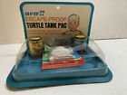 Vintage Turtle Food X4 Wardley's Turtle Tank Pac