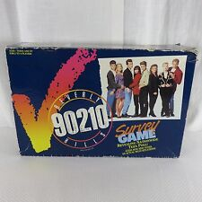 Vtg Beverly Hills 90210 Teen Poll Survey Board Game Milton Bradley