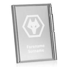 Wolverhampton Wanderers F.C - Personalizzato Rubrica ( Crest)