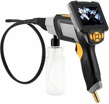 Industrial Endoscope Inspection Camera Rechargeable HD ANFAHR Borescope IP67